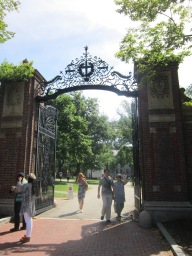 Gates to Harvard