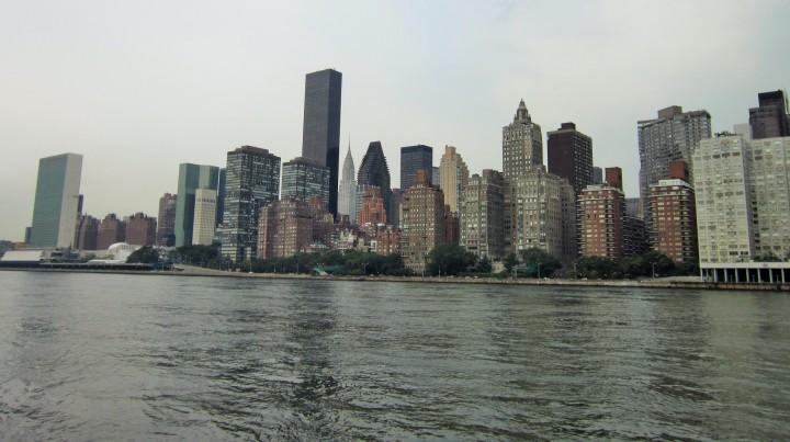 Manhattan from RI