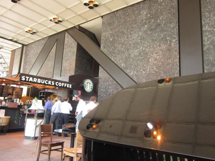 Starbucks Piano
