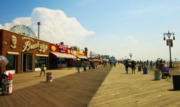 Coney Boardwalk