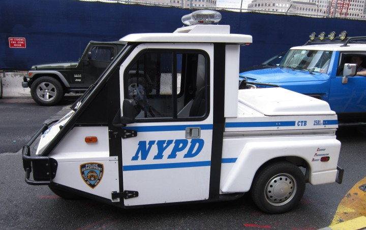 NYPD zoomer