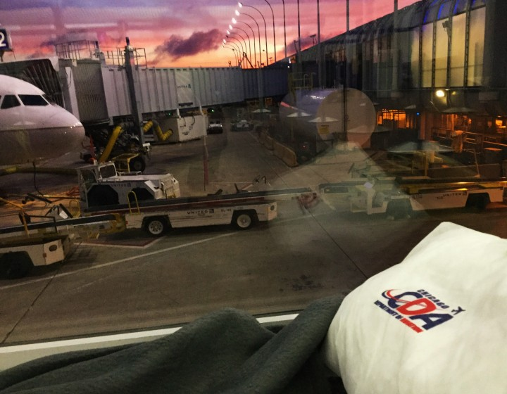 bed at ohare