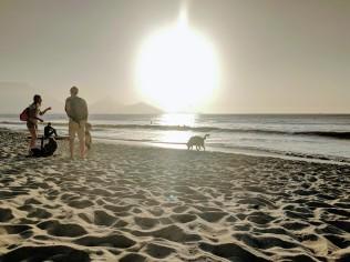 Milnerton Beach Sunset