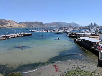 Simon's Town Harbour