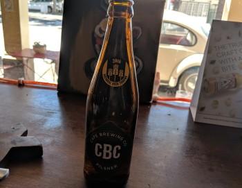 monocle and mermaid beer