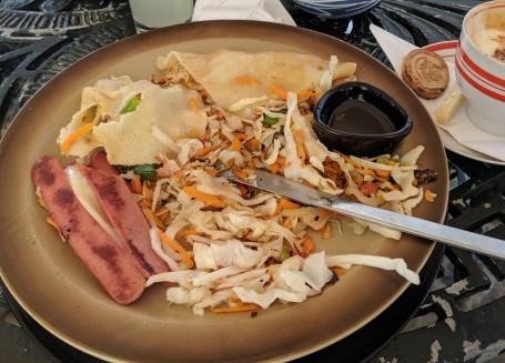cuba havana breakfast